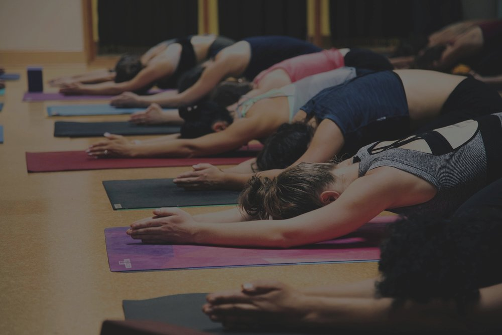 DEEP STRETCH & MEDITATION - This non-heated static class focuses on holding postures for three to five minutes, allowing practitioners to better stretch connective tissues. Each 90-minute class includes pranayama and meditation.JOIN US >