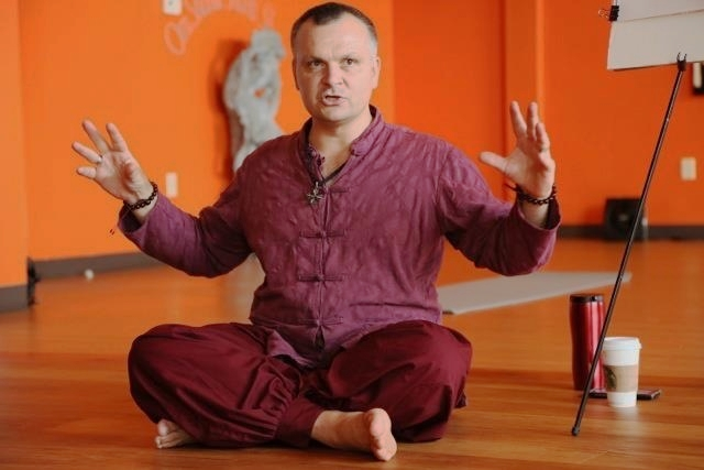 UNIVERSAL YOGA TRAINING with ANDREY LAPPA LEVEL ONE: JUNE 21 to JULY 01 -