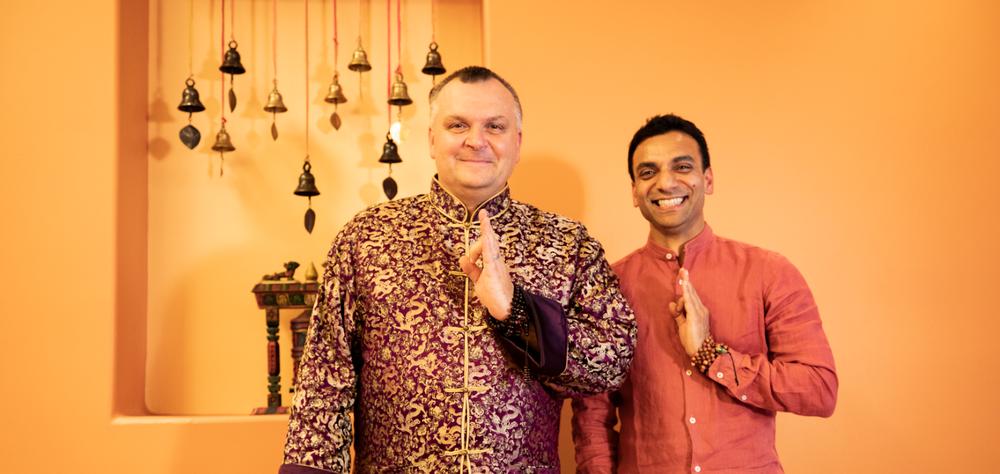 UNIVERSAL YOGA - WITH GURUJI ANDREY LAPPA & RAJ PATRA