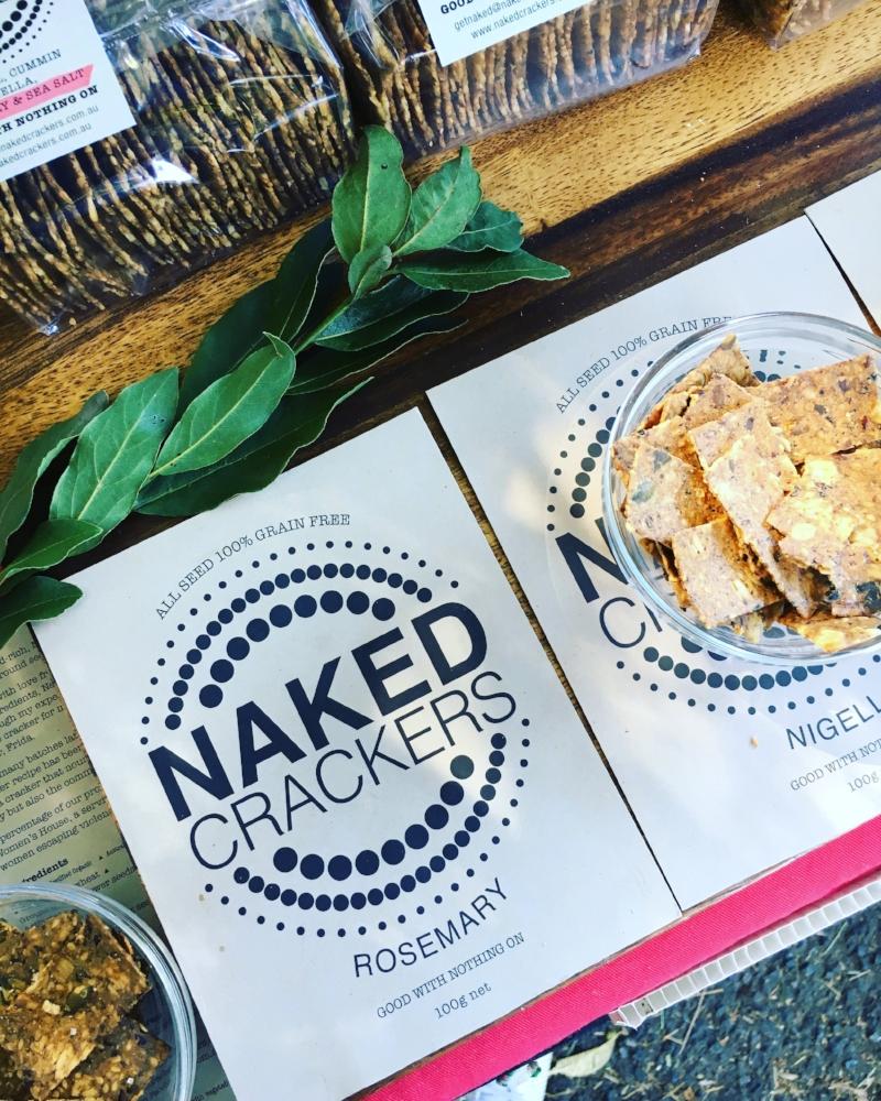 NakedCrackers