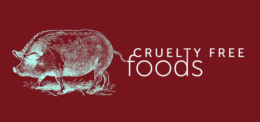 cruelty free foods
