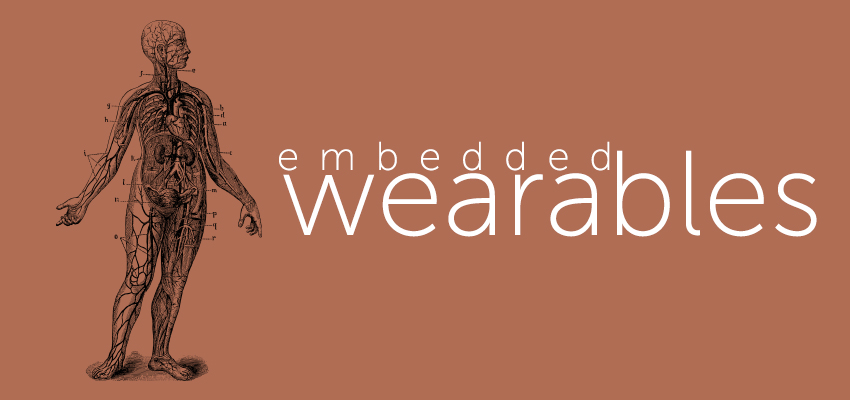 embedded wearables