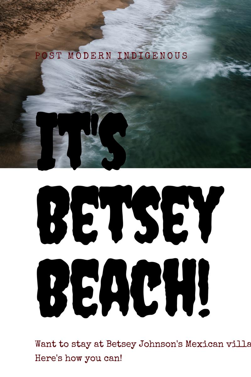 Betsey Johnson's Beach House