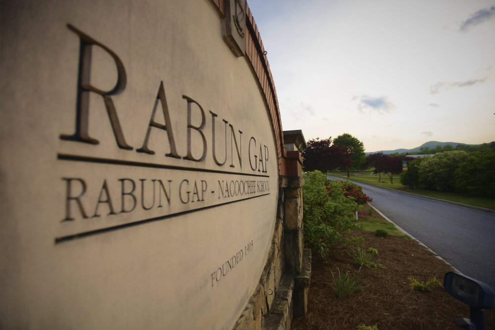 Rabun Gap Nacoochee School - Founded in 1903, Rabun Gap-Nacoochee School is a Pre-K - 12th grade independent day and boarding school located in the southern foothills of the Appalachian mountains.