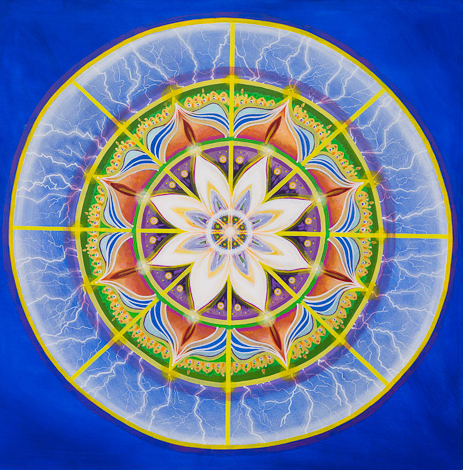 DARRACH STUDIO - Sacred Transformational Artwork by Kathryn Bohn View Kathryn's Artwork