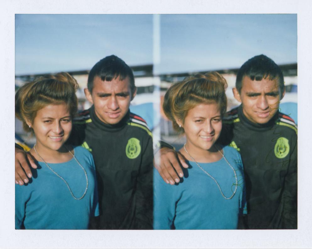Anayeli & Carlos, ages 18 & 19
