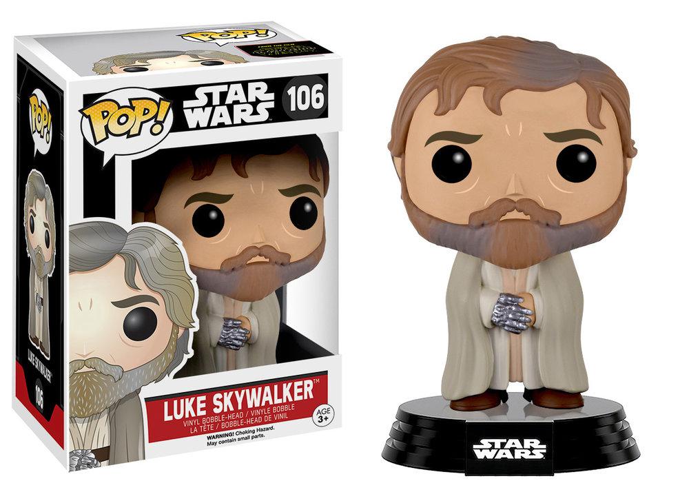 The Force Awakens Ahch-ToLuke