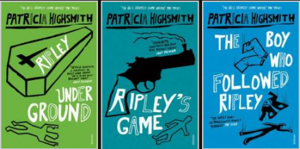 Patricia Highsmith Covers