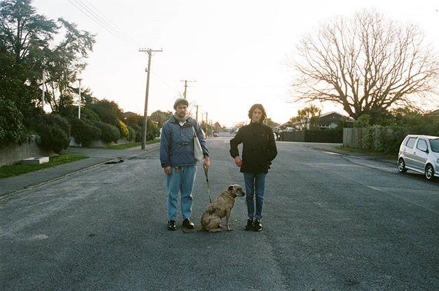 Walking Prada in Christchurch #35mm