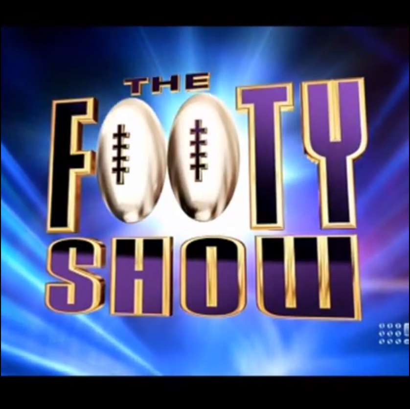 Underwater Rugby on the Footy Show The Footy Show, Channel Nine, 15 April 2012