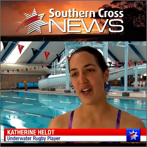 First regional underwater rugby club - Port Lincoln SA  Southern Cross News SA, 07 May 2018