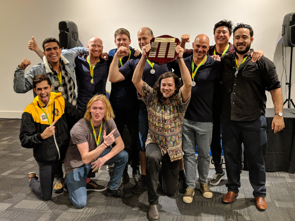 UNSW Whales, Mixed Champions