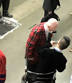 Liong interviewing Don Cherry