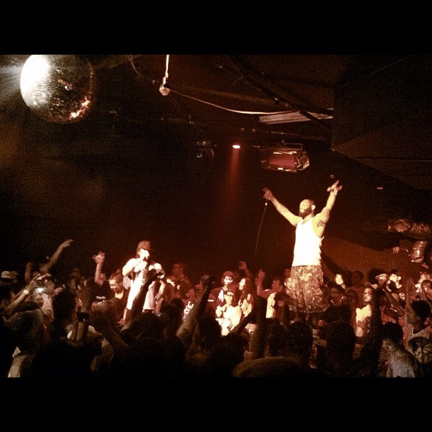 Smif n Wessun #tokyo #hiphop #club #japan #hiphop #classic #smifnwessun (Taken with Instagram)