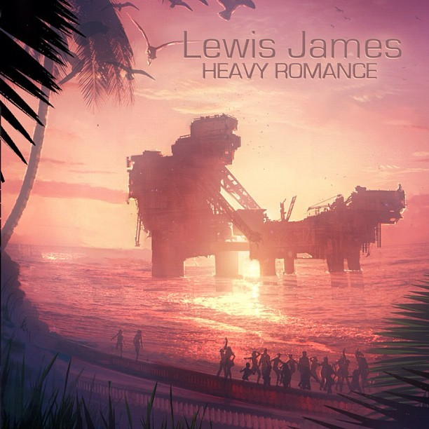 Lewis James - Heavy Romance EP! Out on Raid System on August 8! #lewis #james #heavy #romance #raid #system #japan #tokyo #amsterdam #holland #netherlands #grime #dubstep #club #party #synth #electronic #uk #funky #dance #melodic #140 #beautiful #sick #wicked  (Taken with  Instagram )