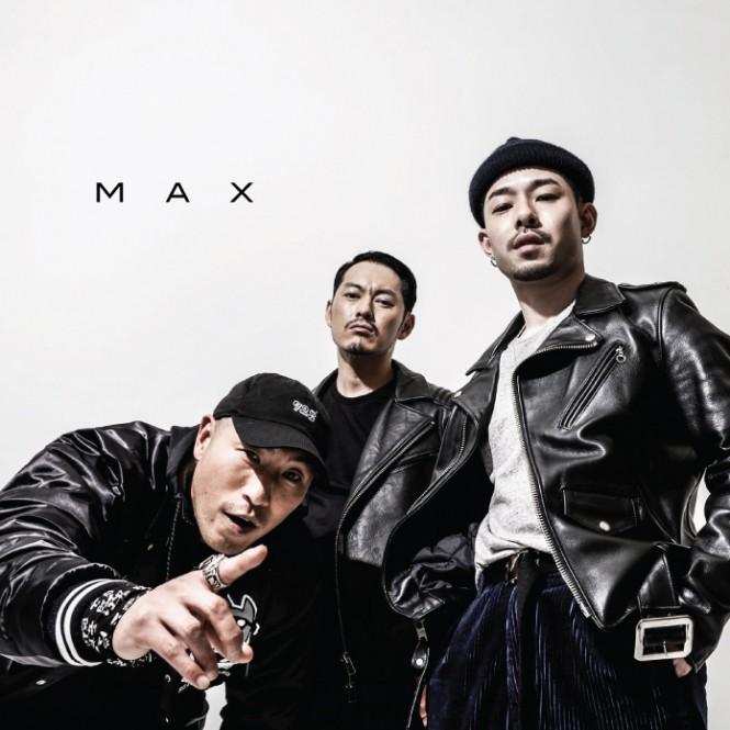 般若 x SHINGO☆西成 x ZORN - 「MAX」 (2018)