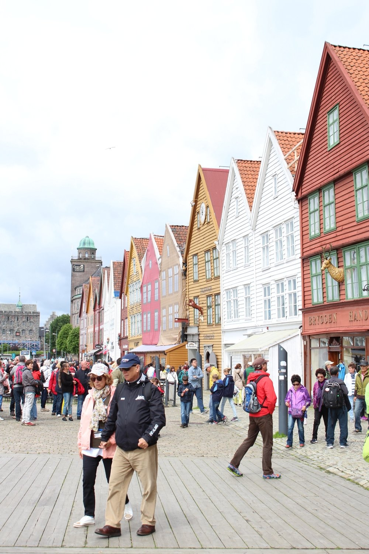 Bryggen, Norge