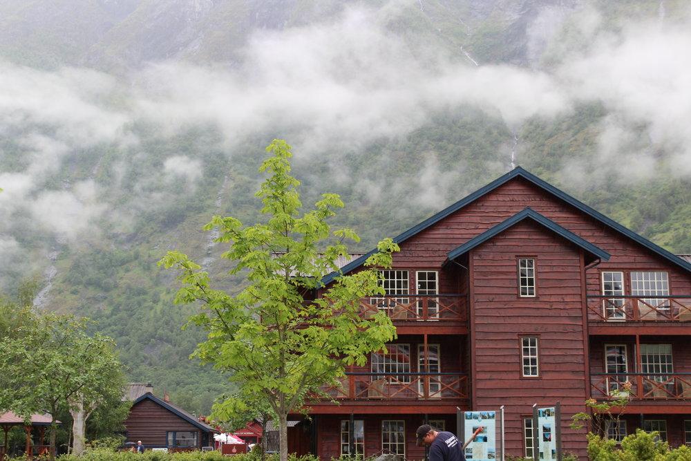 Hotell i Flåm