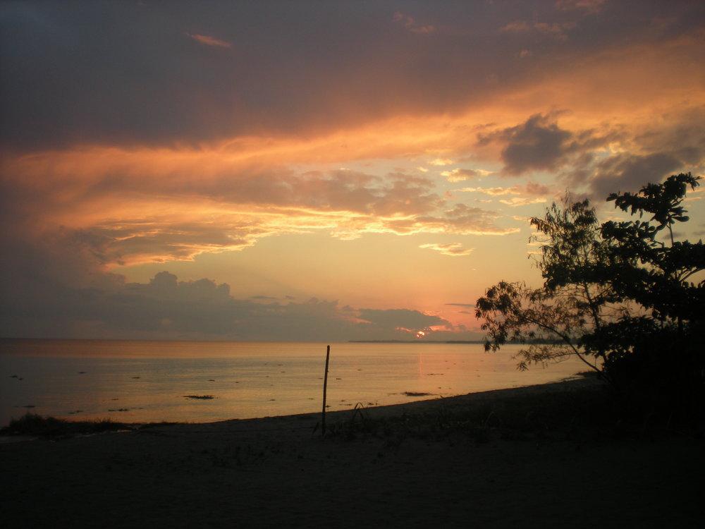 Jamaica bjuder på fantasiska solnedgångar