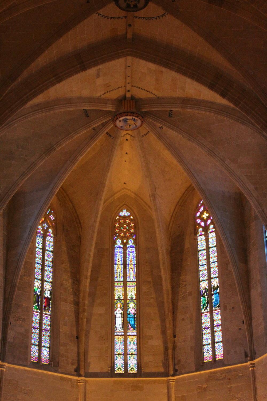 Katedralen - så svår att fota!