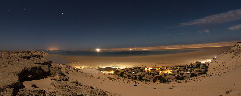 6pm : Head back to camp for dinner then chill out with the group or check out the town's nightlife. -