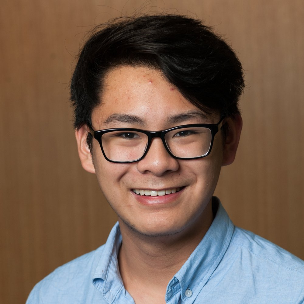 Lewis Wan - 2018 Scholarship Recipient