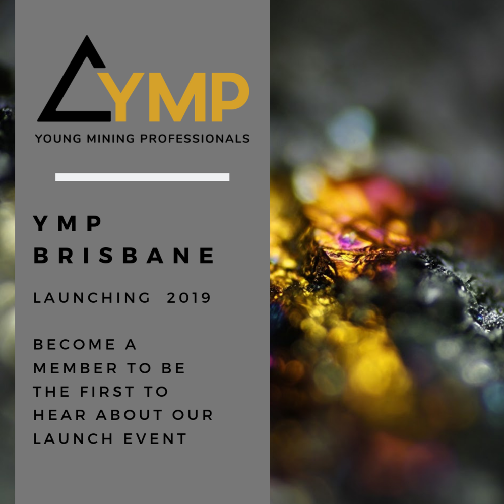 Join YMP Brisbane - to be the first to hear about our events