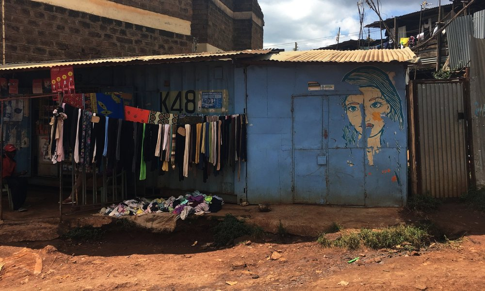 Kibera home