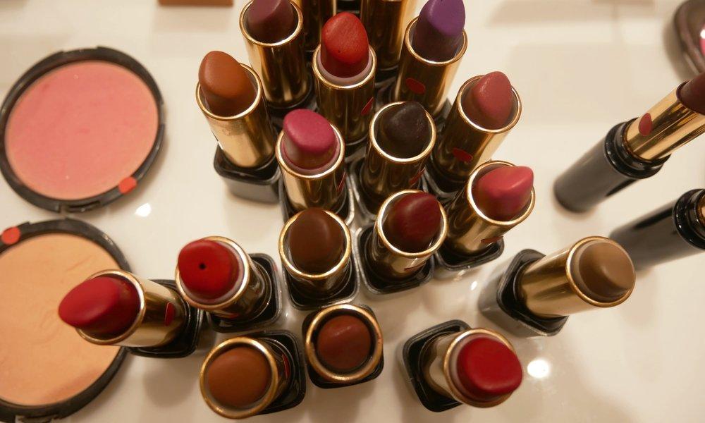 Natura lipsticks