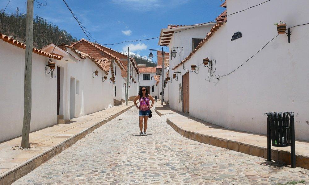 Condor walking tour of Sucre
