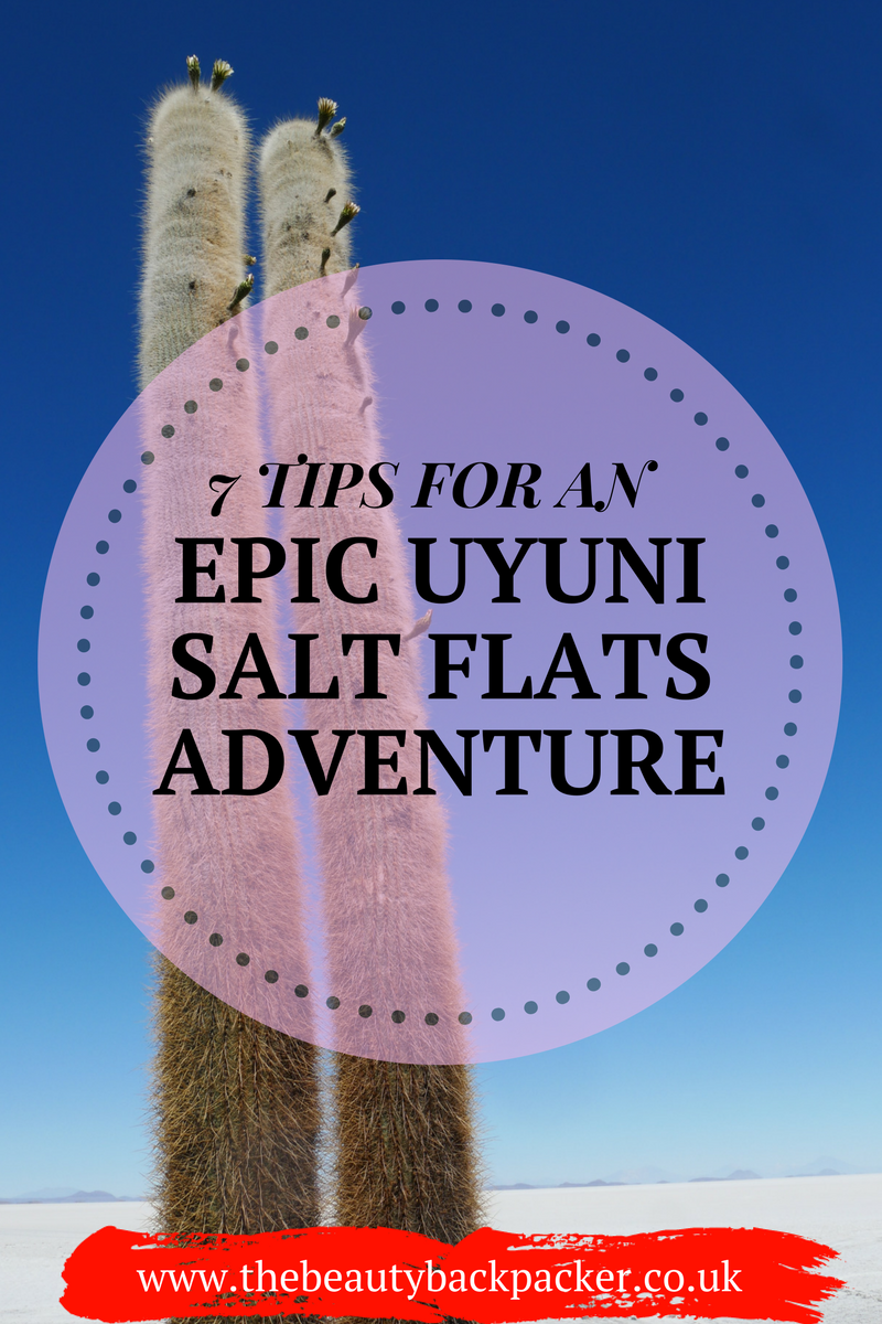 7 tips for an epic uyuni salt flats adventure
