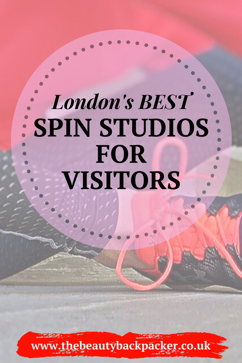 London's Best Spin Studios for Visitors