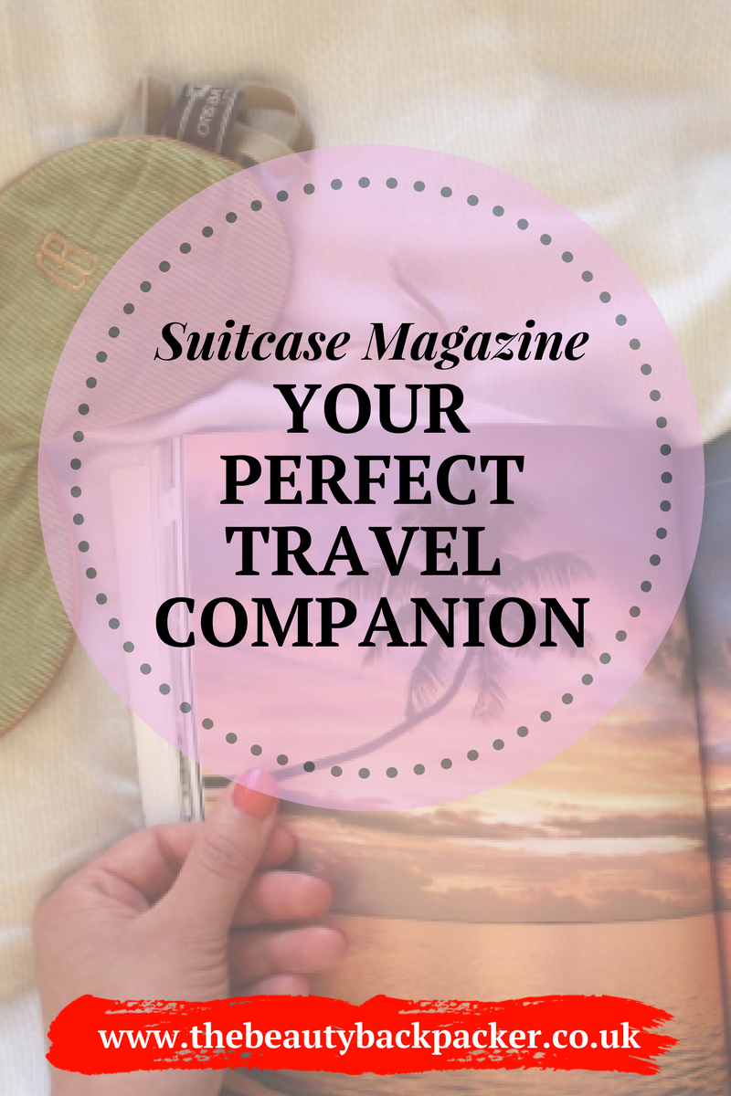 Suitcase Magazine: The Perfect Travel Companion