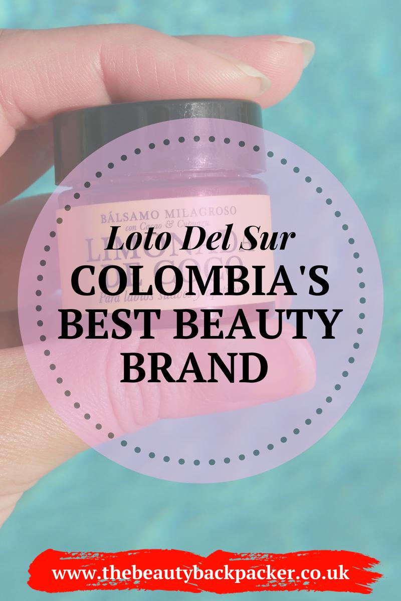 Loto Del Sur - Colombia's Best Beauty Brand