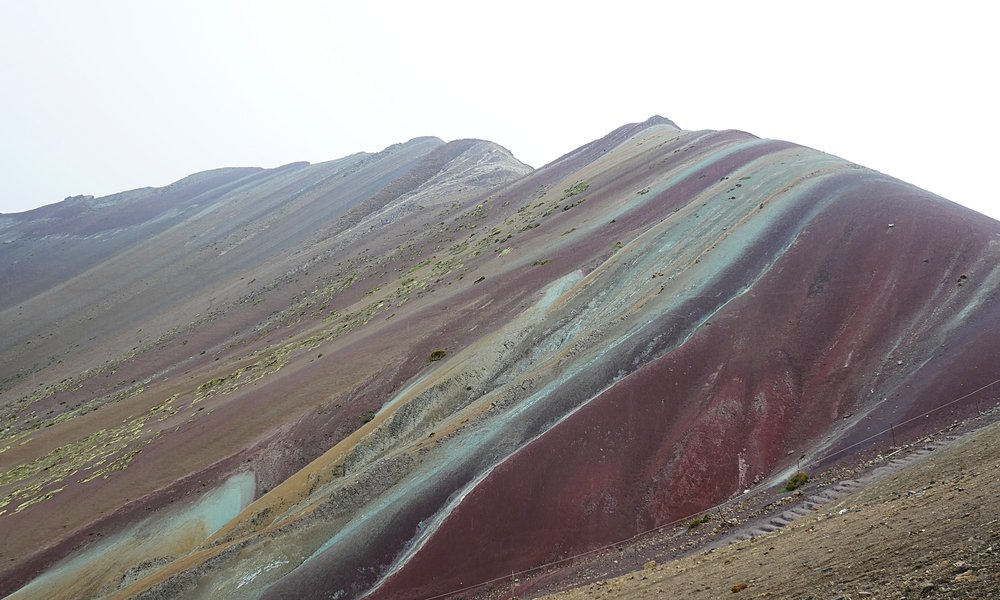 The multi-coloured magic of Rainbow Mountain