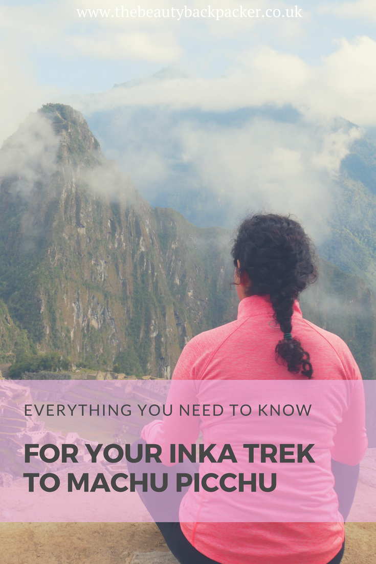 Everything You Need to Know for Your Inka Trek to Machu Picchu