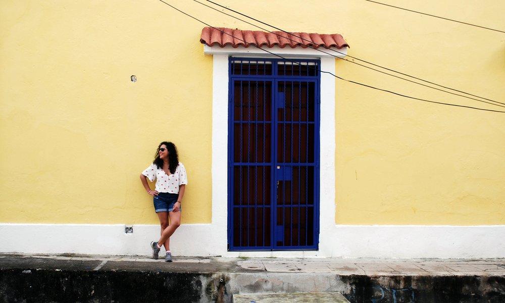 santo domingo dominican republic calle jose reyes