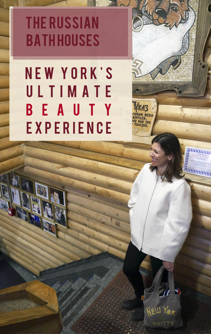 The Russian Bathhouses: New York's Ultimate Beauty Experience