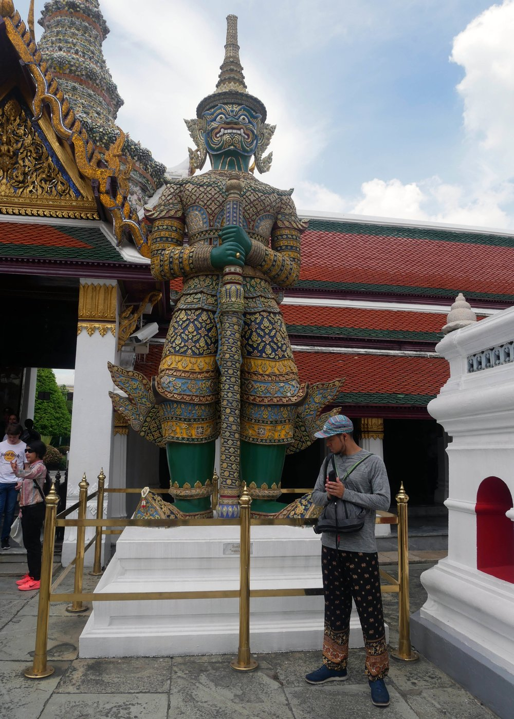 Protectors of the Grand Palace