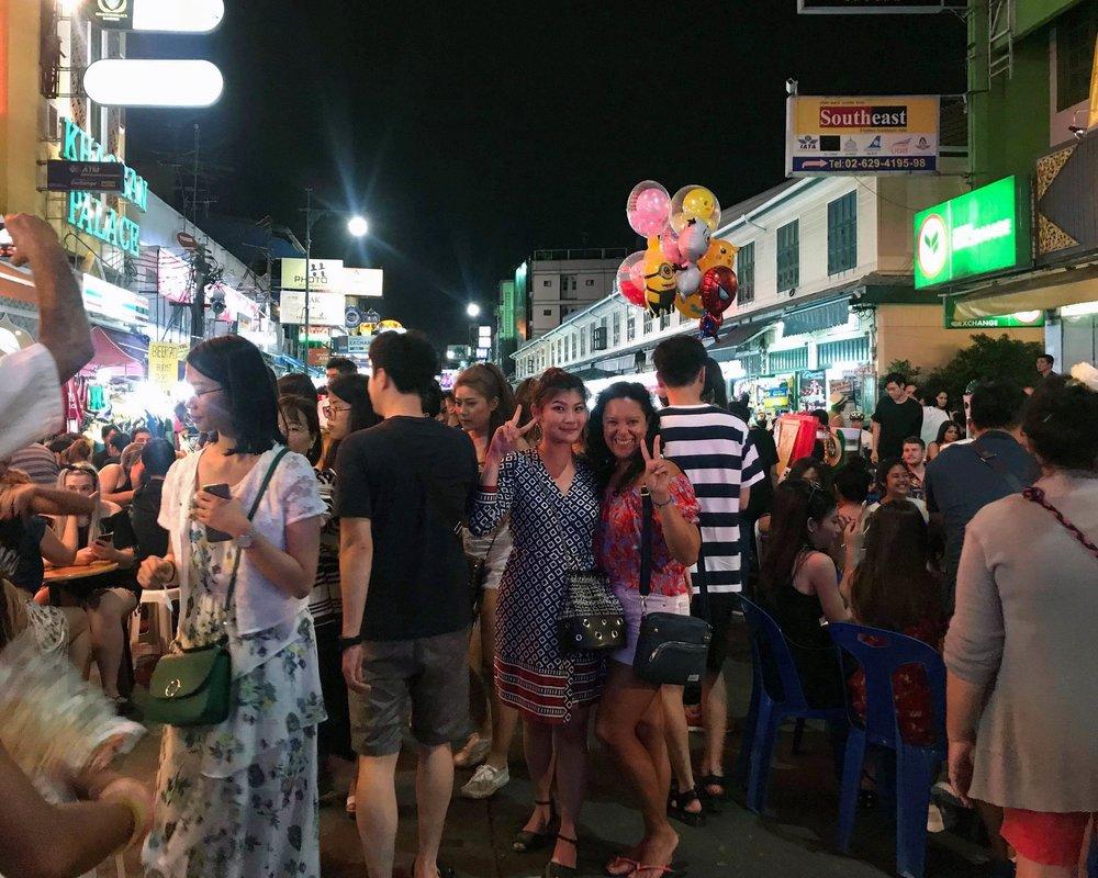 Khao San Road madness
