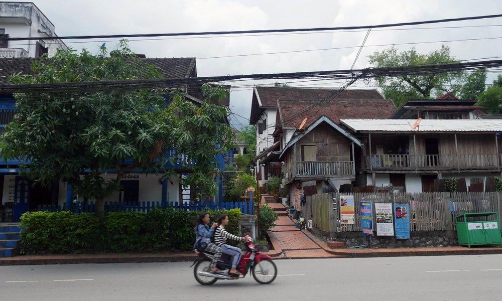luang prabang laos travel blog and guide