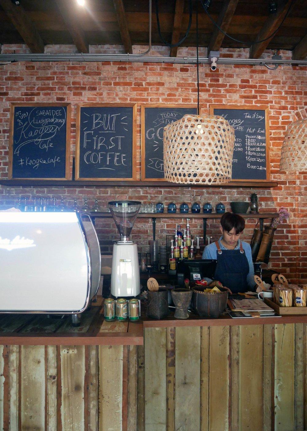 Kaogee Cafe