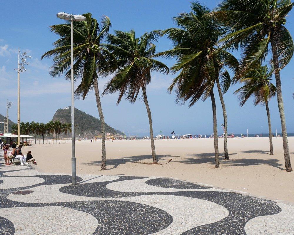 BRAZIL - sunshine and samba