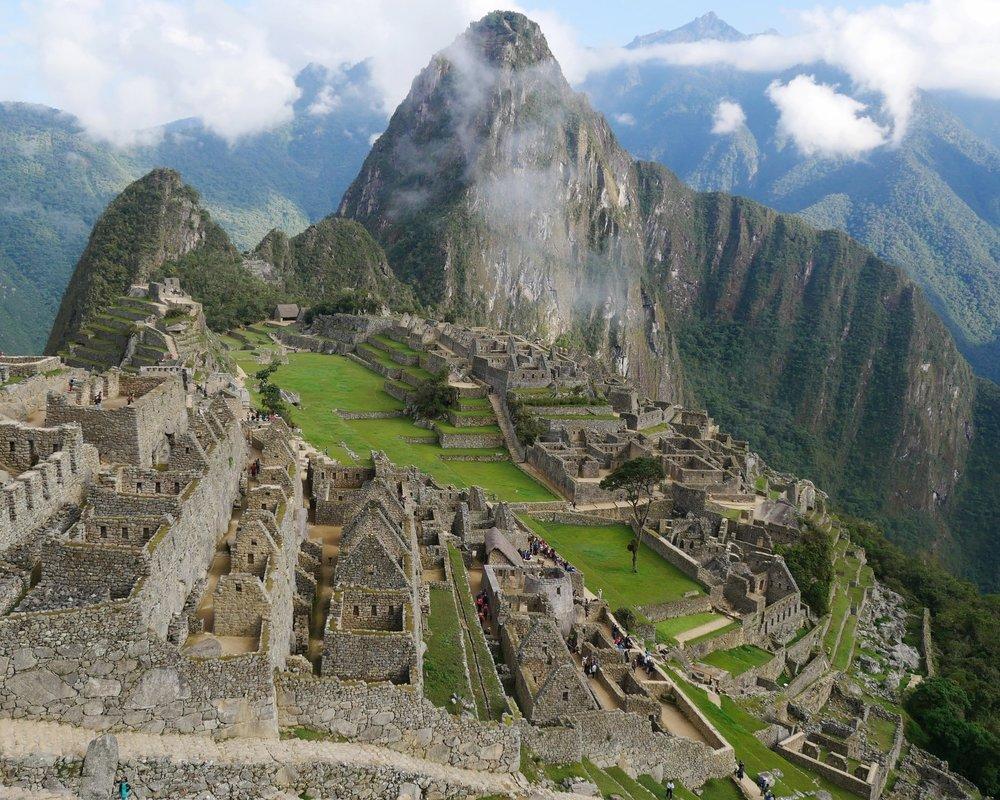 PERU - natural wonder at its finest
