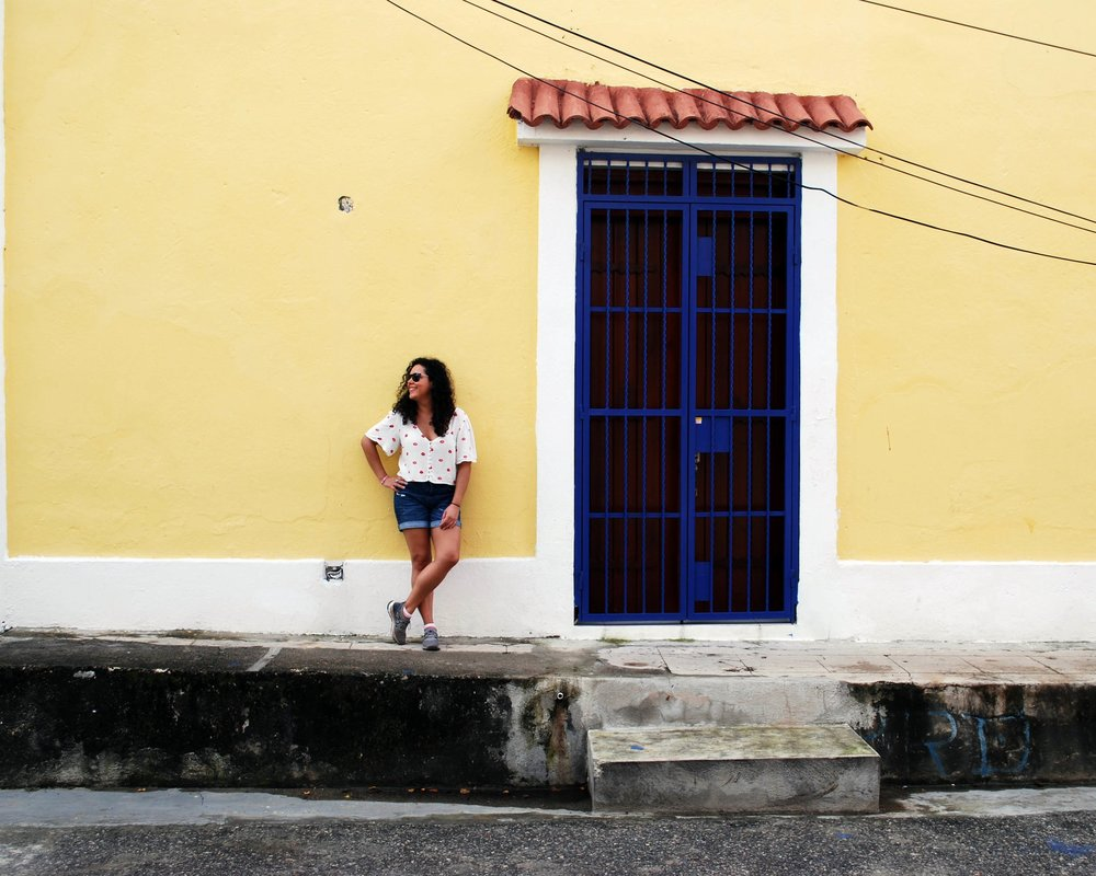Falling in love with the colourful streets of Santo Domingo, Dominican Republic