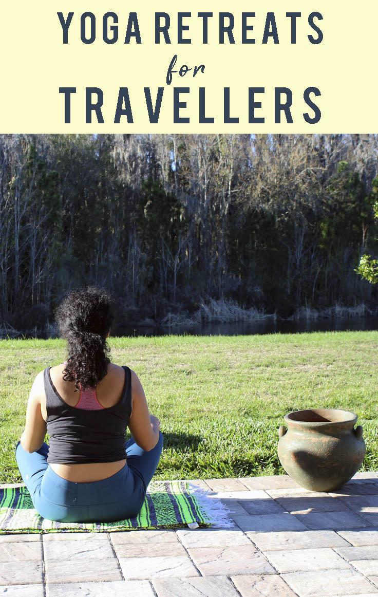 Yoga Retreats for Backpackers