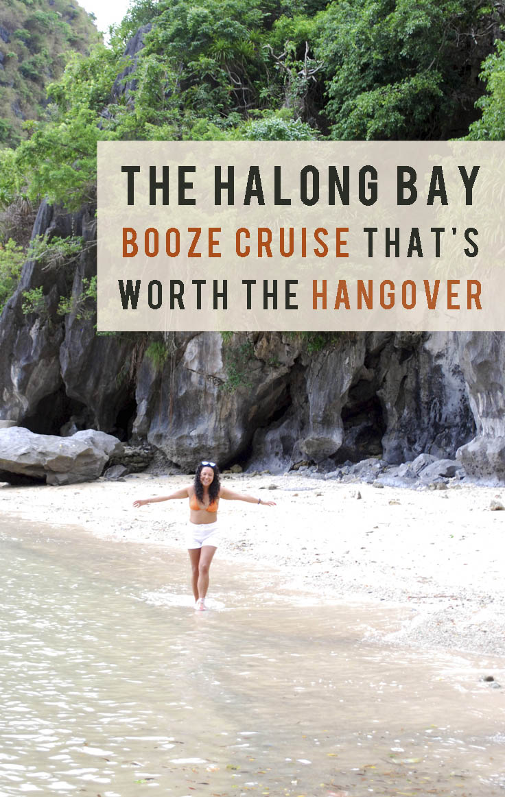 The Halong Bay Booze Cruise That's Worth The Hangoverjpg