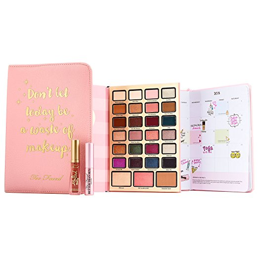 The aforementioned Too Faced makeup kit. We pulled this picture from Amazon.