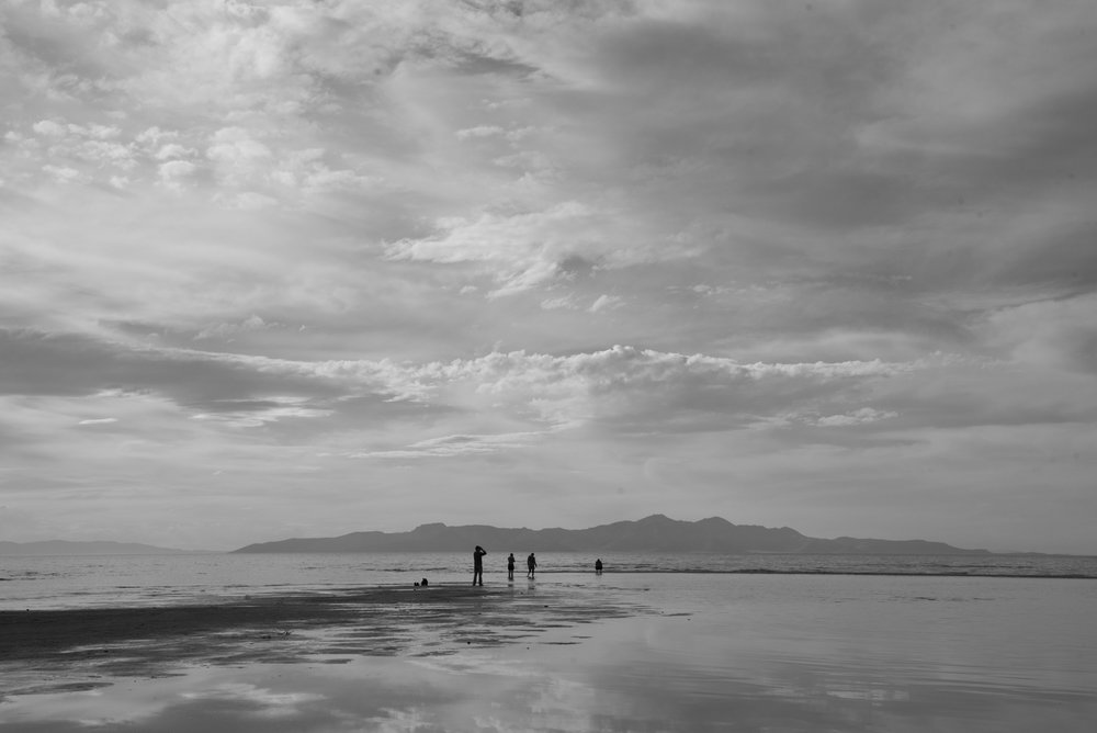 Ann Whittaker, Great Salt Lake, UT 2017