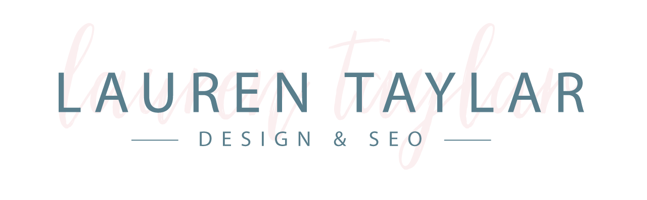 Lauren Taylar | Squarespace Design + SEO Strategy